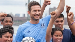 WATCH: Chelsea legend Lampard opens NYCFC account
