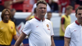 Man Utd boss van Gaal reveals new striker on the cards