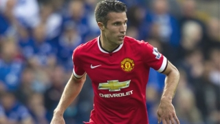 Man Utd starting berth was not an 'honest battle' - van Persie
