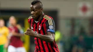 Balotelli: AC Milan move made with Euros in mind