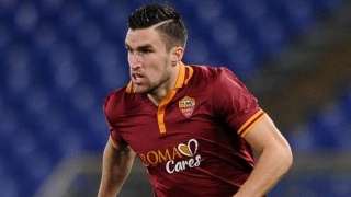 Roma midfielder Kevin Strootman thrilled with playing return