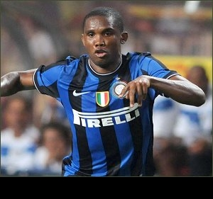 Agent confident Inter ace Eto'o will make Anzhi move