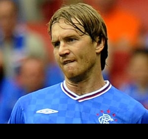 Papac on the comeback trail for Rangers