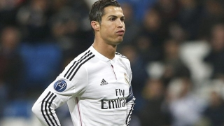 Real Madrid star Ronaldo throws WOBBLER at training