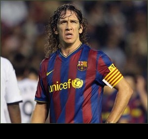 Fabregas staying at Arsenal against his will - Barcelona's Puyol