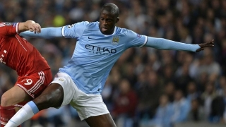MAN CITY DOWN UNDER: Yaya Toure deaf to media criticism