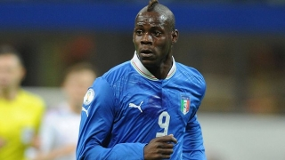 Conte: Italy recall depends solely on Balotelli