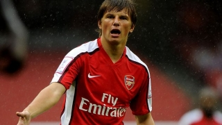 Arshavin hopes to move son Arseny from Barcelona to Arsenal