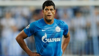 Shanghai SIPG to break Asian transfer record on Zenit striker Hulk