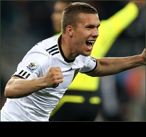 Cheeky! Former Arsenal forward Podolski trolls Spurs over Twitter