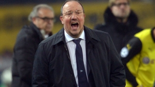 Benitez fancies Zidane as his Real Madrid No2