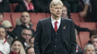 Arsenal boss Wenger glad to see the back of November