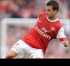 PLAY IT SHORT: Santi better than Cesc; Evans return under radar; The next Man Utd superkid; QPR credit for Dyer return
