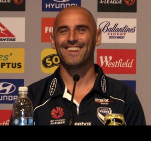 Melbourne Victory's Muscat set to retire after ACL