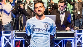 New York City FC striker Villa open to Premier League loan