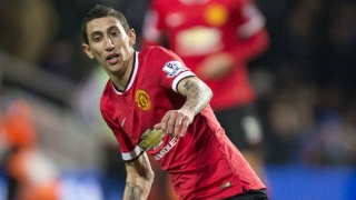 PSG pressing Man Utd over Di Maria loan deal