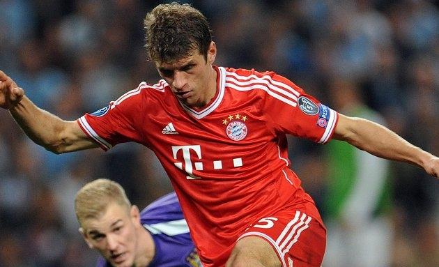 Man Utd to offer £58m for Bayern Munich star Muller
