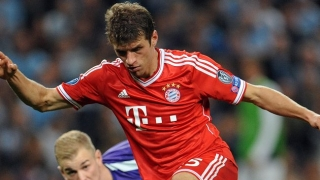 Muller sparks exit rumours after talking up Man Utd boss Van Gaal