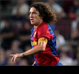 WORLD CUP: Puyol powers Spain past Germany