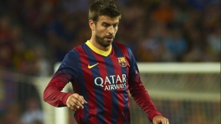 Man Utd, Chelsea, Arsenal chasing frozen out Pique