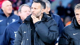 Man Utd boss Van Gaal: Fantastic to work with Giggs