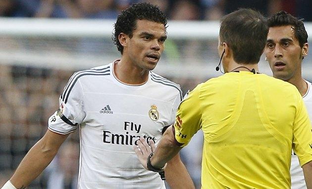 Man Utd boss LVG turns to Ramos' Real Madrid pal Pepe