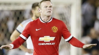 San Jose Earthquakes midfielder wants Man United ace Rooney