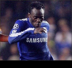 Chelsea's Essien calm about Torres drought