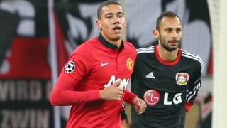 'Outstanding' Smalling gains plaudits from Man Utd manager