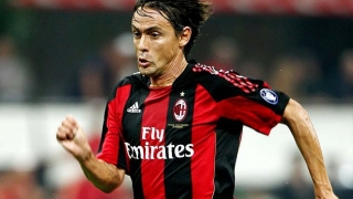 AC Milan great Pippo Inzaghi: There's no No9 curse!