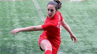 Amanda DaCosta: Swapping English champs Liverpool for Washington Spirit