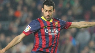 Barcelona chief Mestre furious with Busquets injury