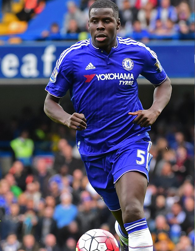 Kurt Zouma ready to return for Chelsea