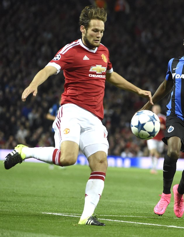 Man Utd choose to sell Blind - though he's yet to be told