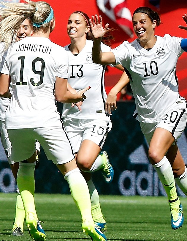 The Week in Women's Football: The extensive CONCACAF Gold Cup review