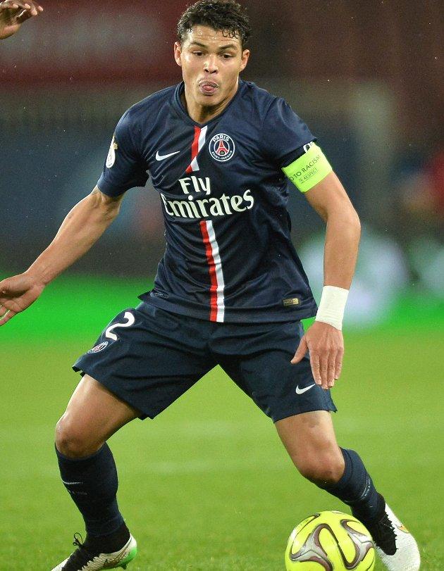 The Football Gossip column LIVE! (com imagens) | Thiago ... |Thiago Silva Footballer 2014