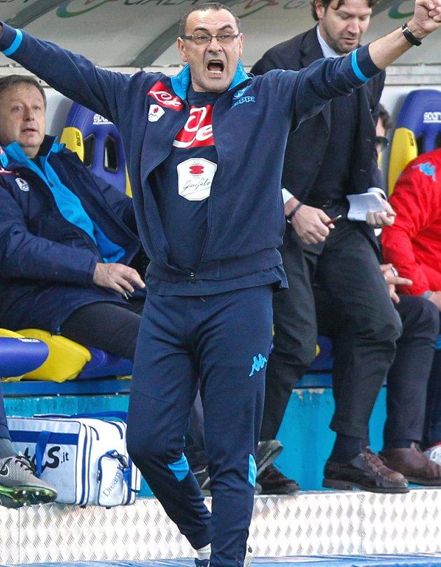 Chelsea have NOT dropped Sarri tilt; Blanc 'Plan B'