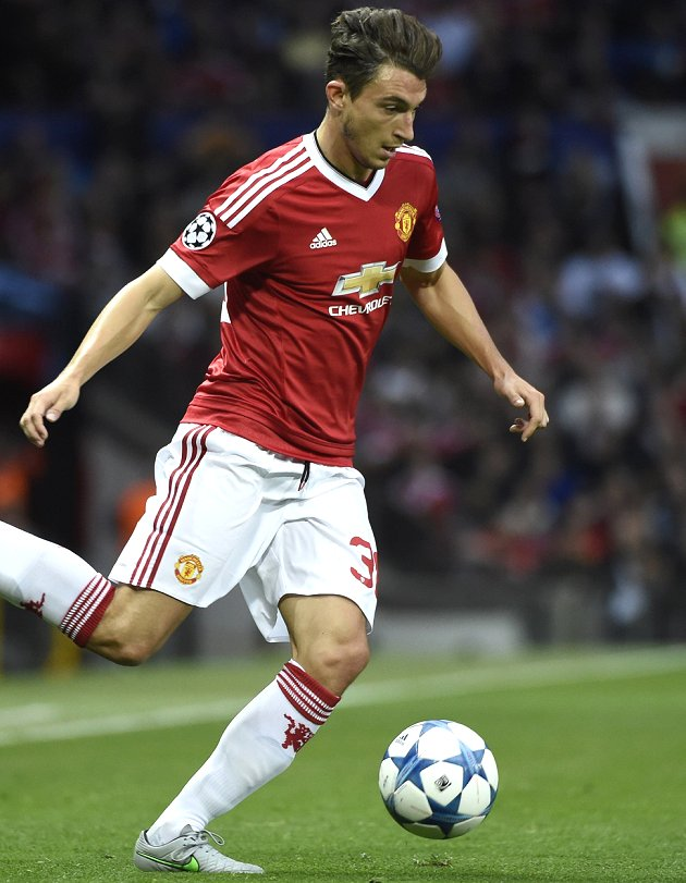 Man Utd defender Darmian: I'm pleased Juventus want me...