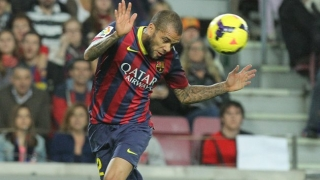 Barcelona star Dani Alves still eager to experience Premier League