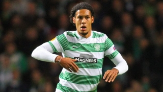 Celtic forced to play a different game in Europe - van Dijk