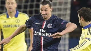 PSG ace Ibrahimovic discusses Man Utd rumours...
