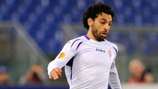 Chelsea winger Salah on his way to Roma