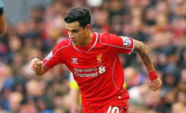 Coutinho sends message to Liverpool fans over Barcelona rumours