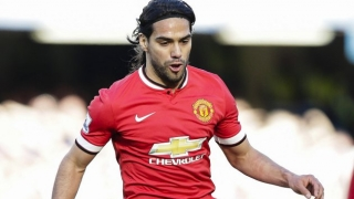 Monaco striker Falcao: What I thought of LVG at Man Utd