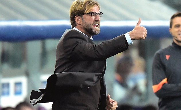 Klopp: How my Liverpool will play - we'll win our tackles every f***ing time!
