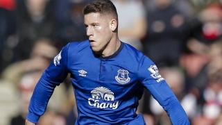 Everton ace Barkley feels 'in the zone' for England