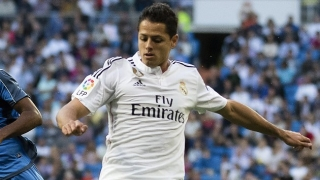 Atletico Madrid join battle for Man Utd striker Chicharito