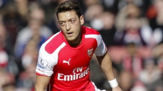 ​Ozil admits to underperforming at Arsenal
