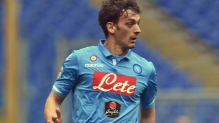 Napoli striker Manolo Gabbiadini apologises for red card
