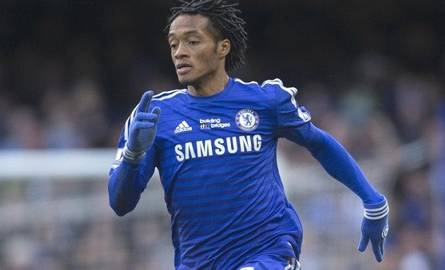 Cuadrado to stay at Chelsea after reassurance over playing time